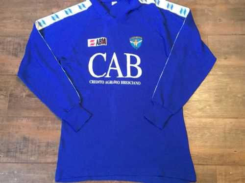 1994 1995 Brescia Football Training Shirt Adults XL Maglia Italy